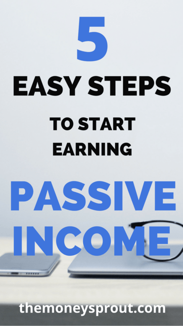 Starting Earning Passive Income with only a $10 Investment
