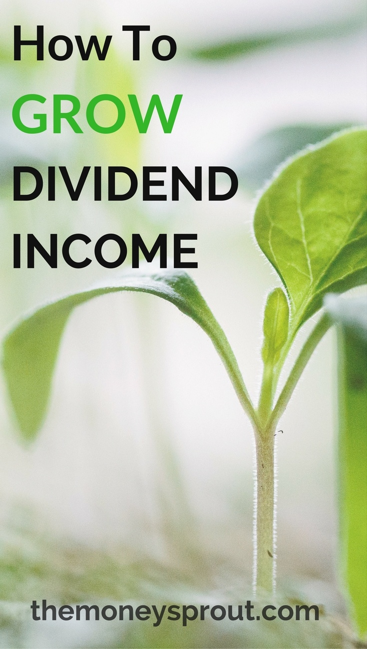 Learn the method we are using to grow our dividend income.