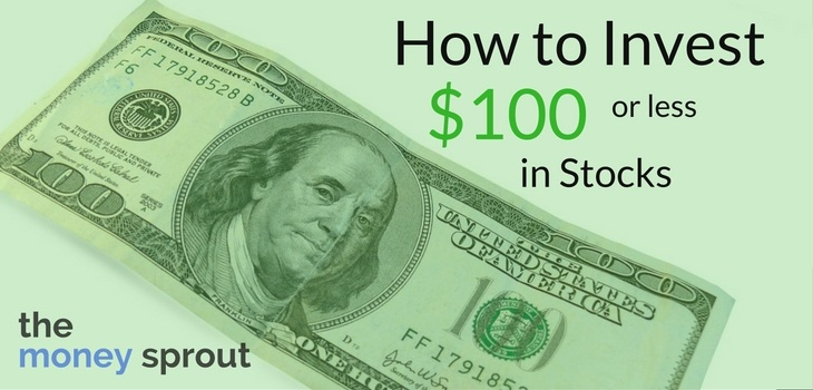 Use a zero commission broker to starting investing in stocks for as little as $10.