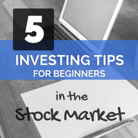 5 Investing Tips for Beginners in the Stock Market