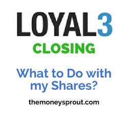 What Should I Do with my LOYAL3 Shares?