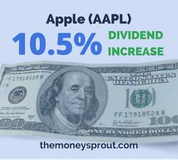 Apple Gave My Family a 10.5% Raise