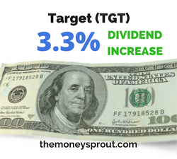 Target (TGT) Raises Dividend by 3.3%
