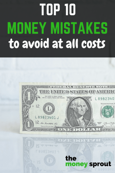 Top 10 Money Mistakes to Avoid at All Cost