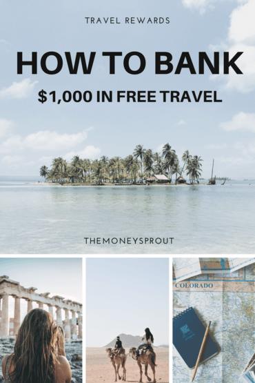 How We Earned Another $1,000 in FREE Travel