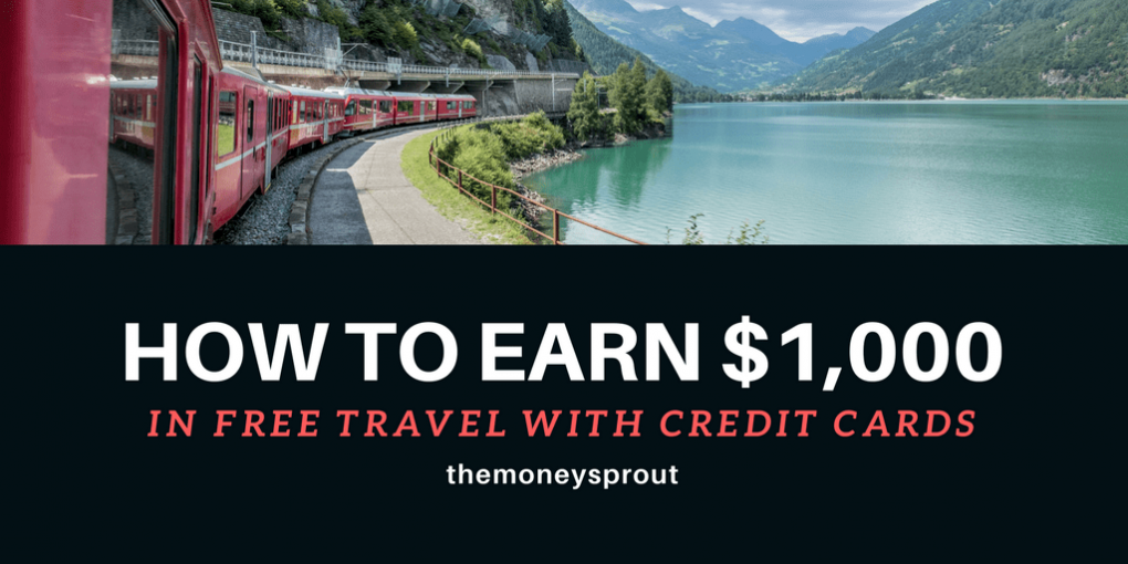 How Did We Earn Over $1,000 in FREE Travel?