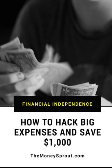 How We Saved Over $1,000 by Hacking a Big Expense