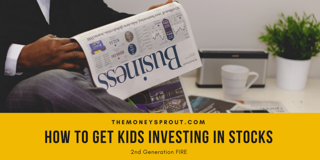 How to Get Kids Started Investing in the Stock Market