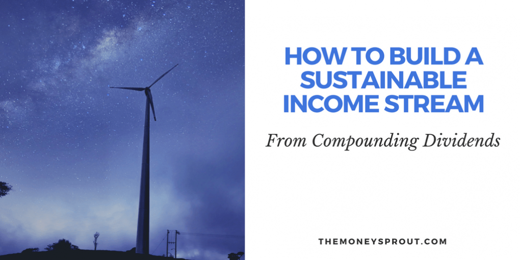 How to Build a Sustainable Income Stream from Compounding Dividends
