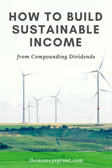 How to Earn Sustainable Income from Compounding Dividends