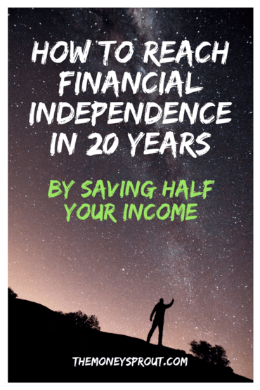 How to Save Half Your Income and Reach Financial Independence
