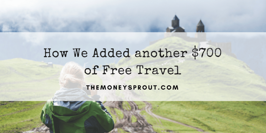 How We Earned an Extra $700 Worth of Marriott FREE Travel