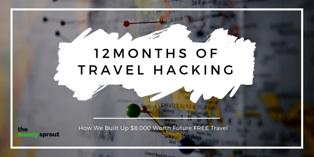 How We Built Up $8,000 of Free Travel in One Year
