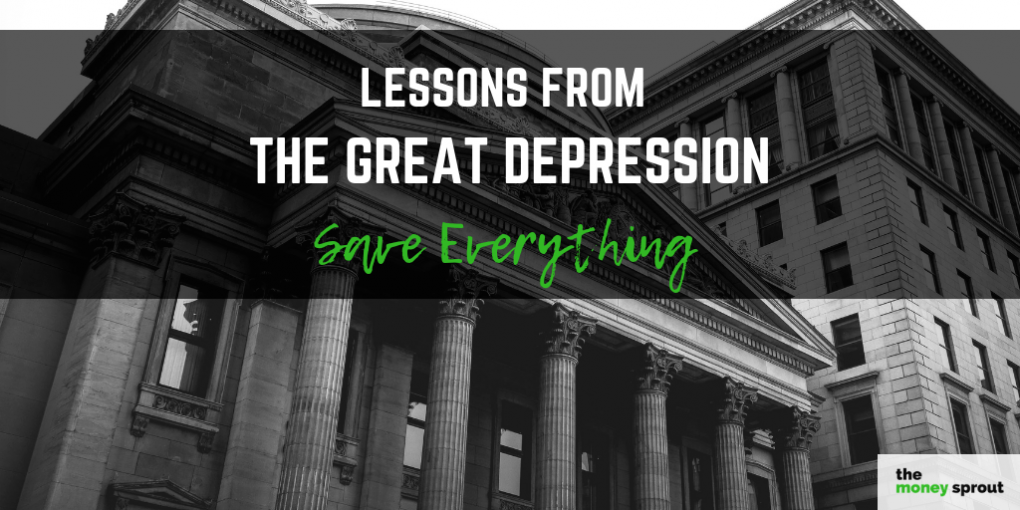What I Learned from My Grandfather Who Lived Through The Great Depression