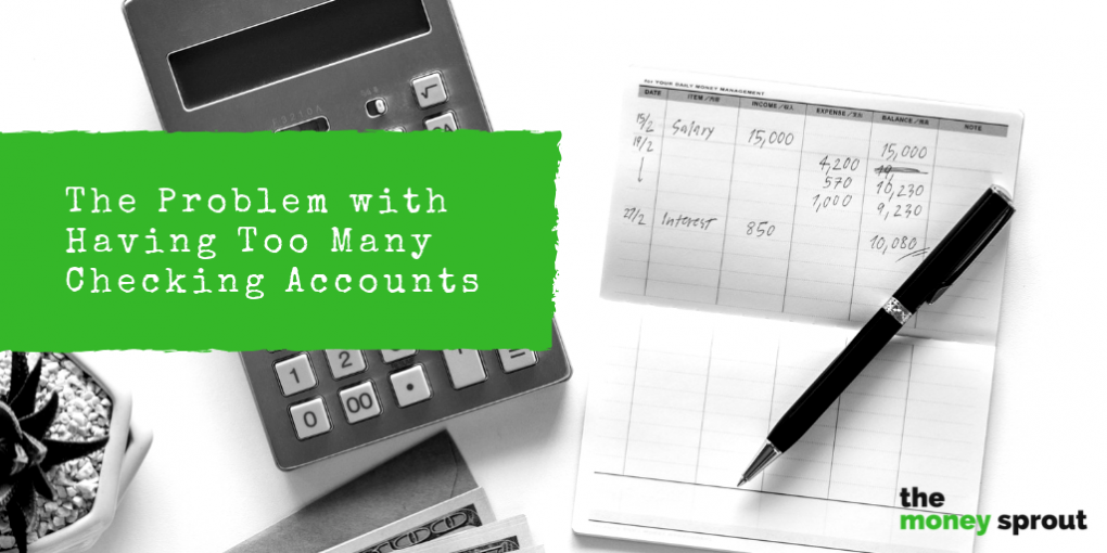 Simplify Your Finances by Consolidating Checking Accounts