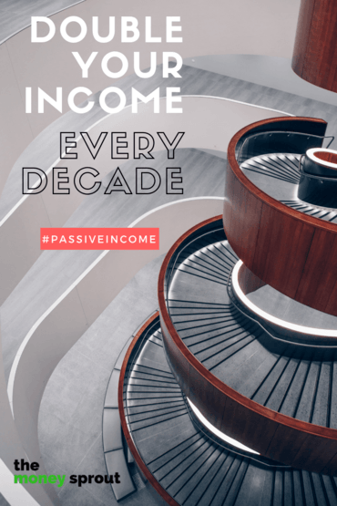How to Double Your Passive Income Stream Every Decade