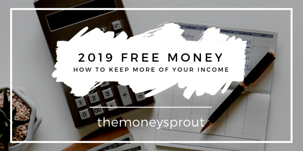 How to Keep More of Your Income in 2019