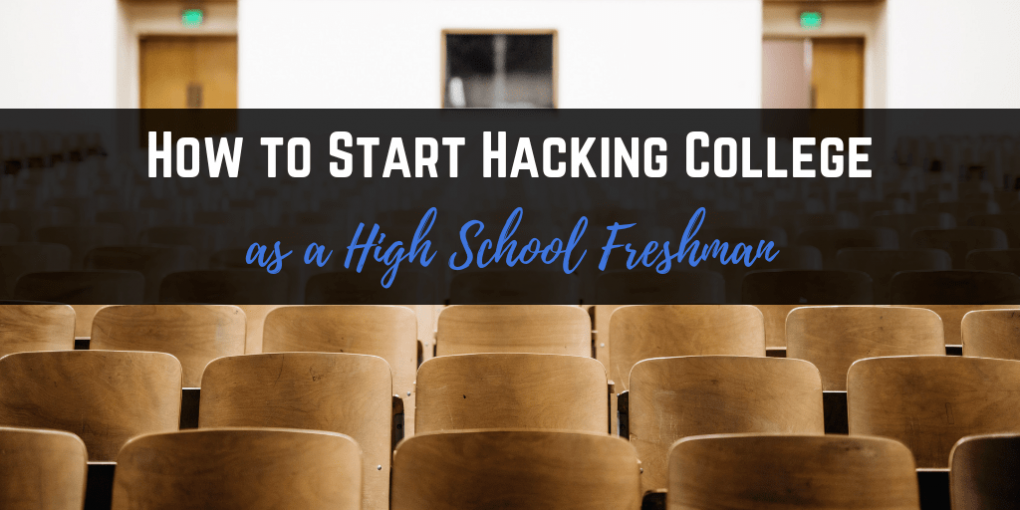 Hacking College Tuition in High School