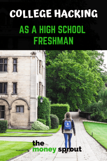 How to Start Hacking College as a High School Freshman