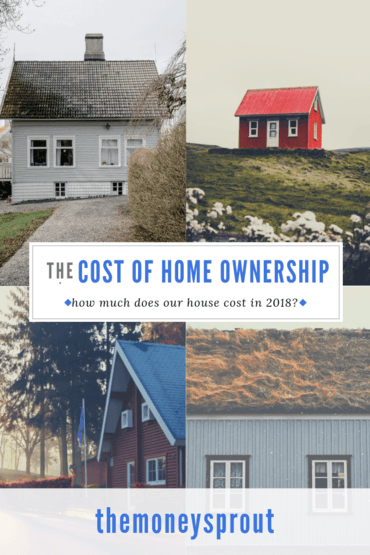How Much Did Our Home Cost in 2018?