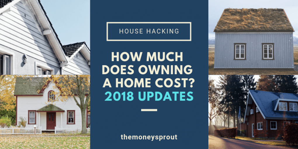How Much Does It Really Cost to Own a Home in 2018?