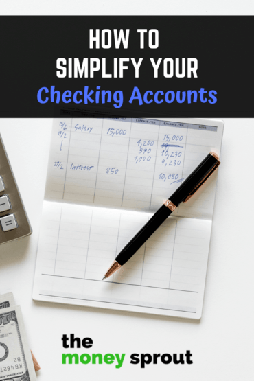 How to Simplify Your Finances by Closing Old Checking Accounts