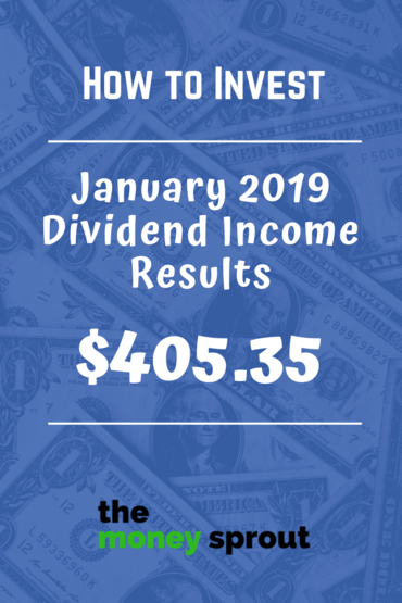 How We Earned Over $400 in Dividend Income Last Month