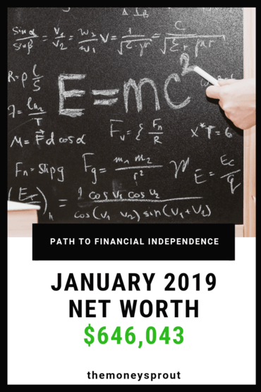 How Did We Grow Our Net Worth in January 2019
