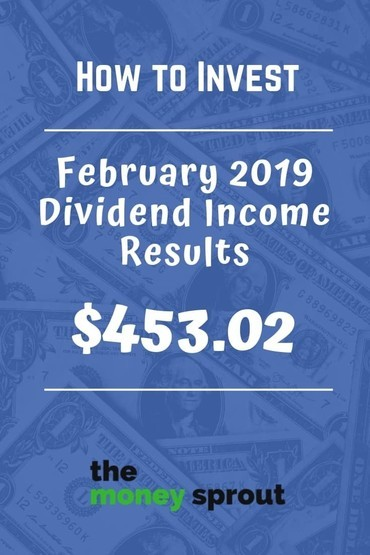 How We Earned Over $450 in Dividend Income Last Month