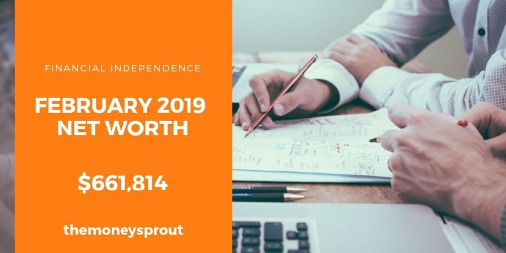 How We Grew Our Net Worth in February 2019