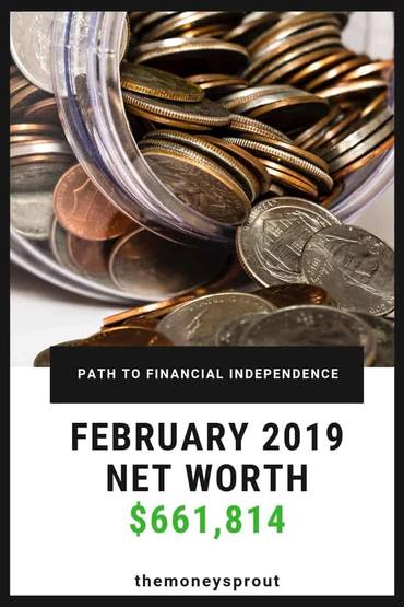 How Did We Grow Our Net Worth in February 2019