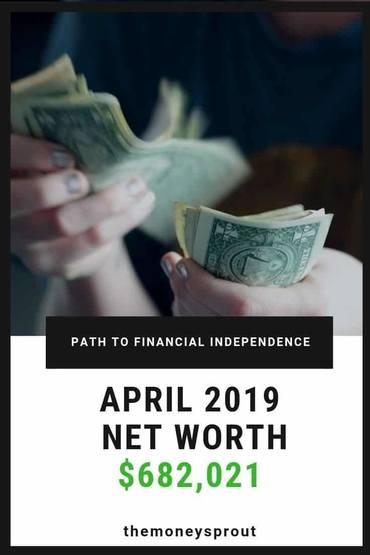 How Did We Grow Our Net Worth in April 2019