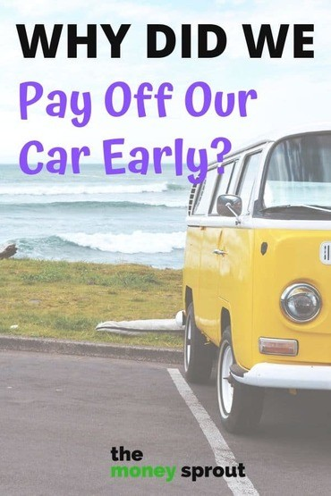 Pay Off Car Early