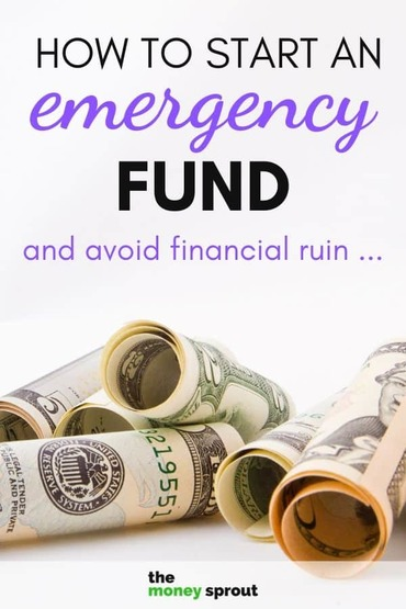Start a Emergency Fund